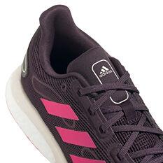 adidas Supernova Kids Running Shoes, Purple, rebel_hi-res