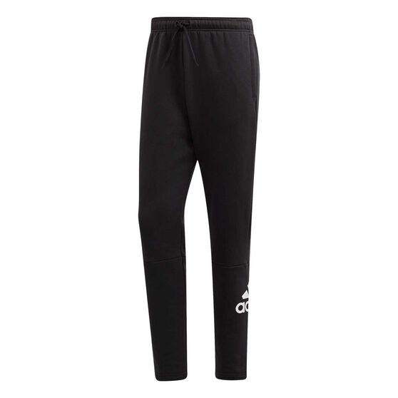 adidas Mens Must Haves Badge of Sport Fleece Pants, , rebel_hi-res