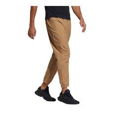adidas Mens TH Woven ID Trackpants, Beige, rebel_hi-res