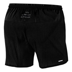 Nike Mens Flex Stride Run Division Running Shorts Black S, Black, rebel_hi-res