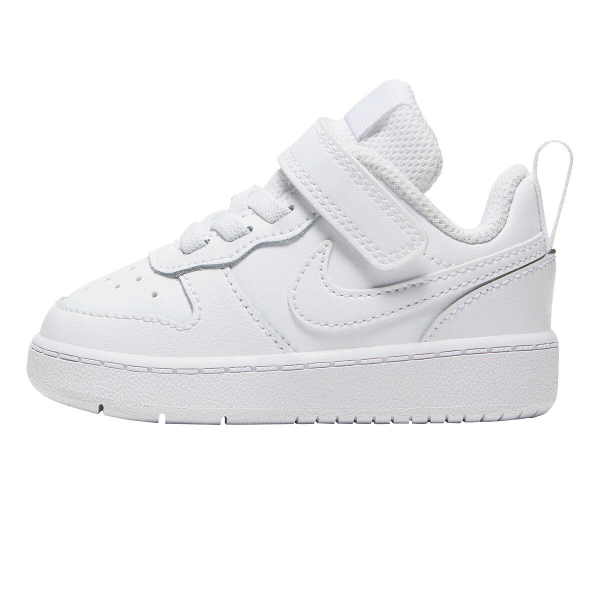 Nike Court Borough Low Grade School Kids' Shoes