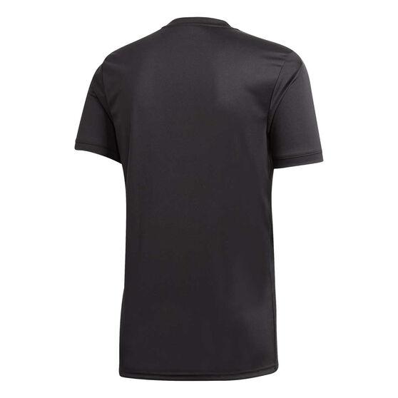 adidas Mens Tiro Jersey, Black, rebel_hi-res