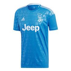 Juventus FC 2019/20 Mens 3rd Jersey Blue S, Blue, rebel_hi-res