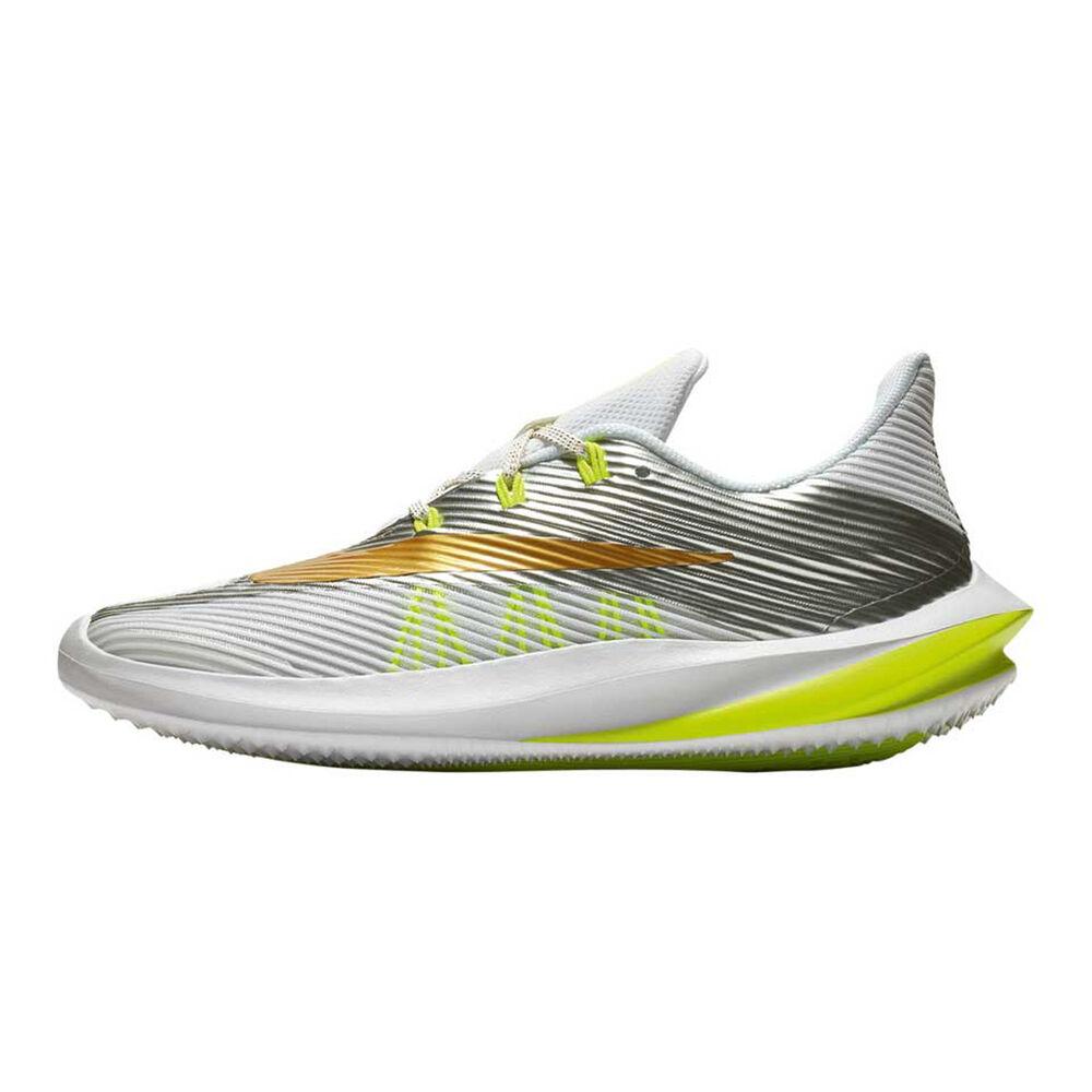 factory price 25c6c 16edd Nike Future Speed Kids Running Shoes, White   Gold, rebel hi-res