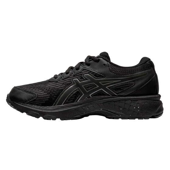 Asics GT 2000 8 Kids Running Shoes, Black, rebel_hi-res