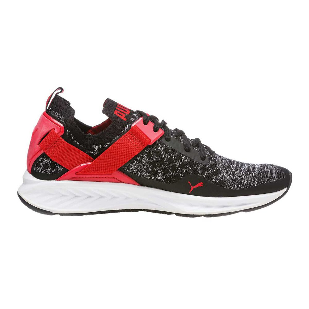 5e930900282 Puma Ignite Evoknit Low Mens Running Shoes Black   White US 13 ...