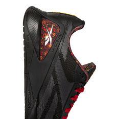 Reebok Nano X1 Mens Training Shoes, Black/Grey, rebel_hi-res