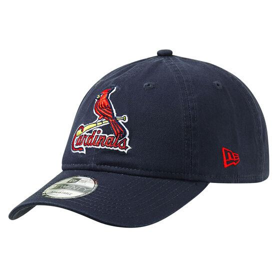 St. Louis Cardinals New Era 9TWENTY Washed Cap, , rebel_hi-res