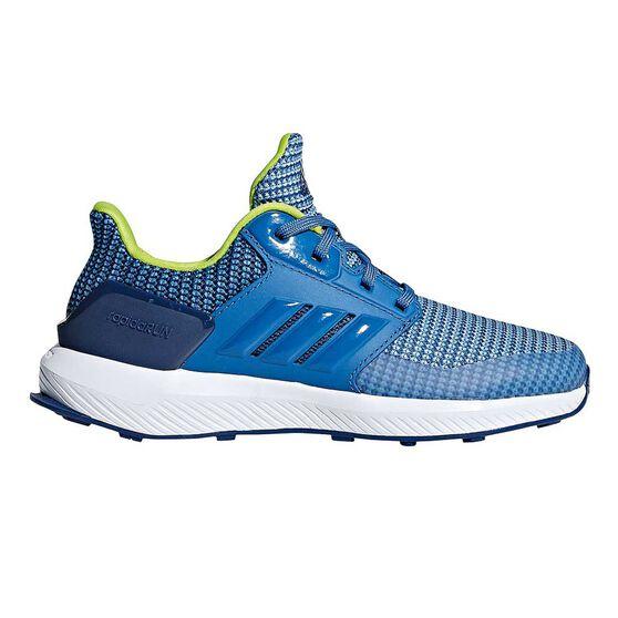 adidas Rapidarun Kids Running Shoes, Blue / Navy, rebel_hi-res