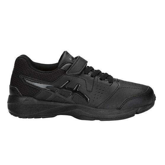 Asics Gel Quest Kids Training Shoes, Black, rebel_hi-res