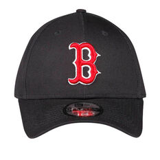 Boston Red Sox New Era 9FORTY Core Cap Navy, , rebel_hi-res