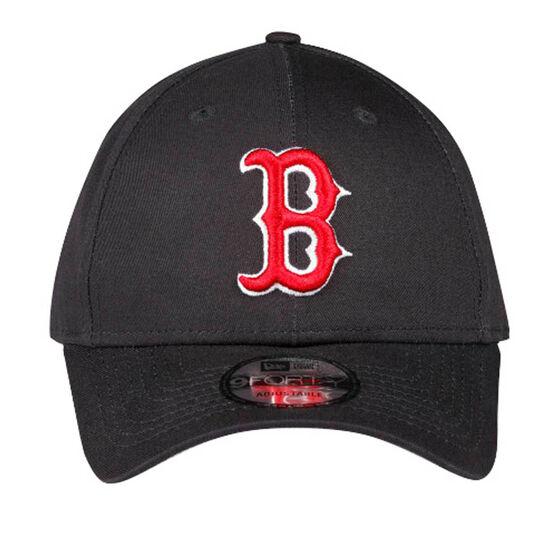 Boston Red Sox New Era 9FORTY Core Cap Navy, , rebel_hi-res