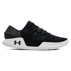 Under Amour Speedform Amp 3.0 Mens Training Shoes Black / Grey US 7, Black / Grey, rebel_hi-res