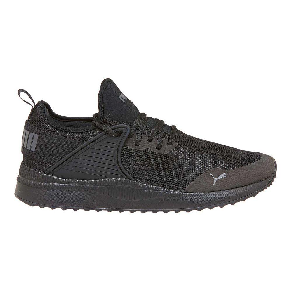 Puma Pacer Next Cage Mens Casual Shoes Black   Black US 8  96b4b18f7