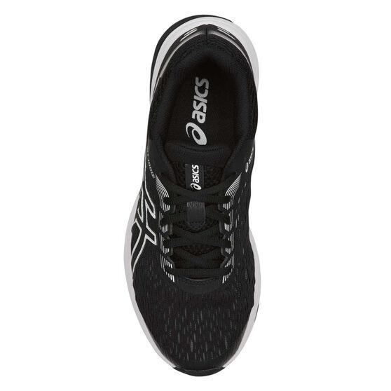 Asics GT 1000 7 Boys Running Shoes Black / White US 7, Black / White, rebel_hi-res