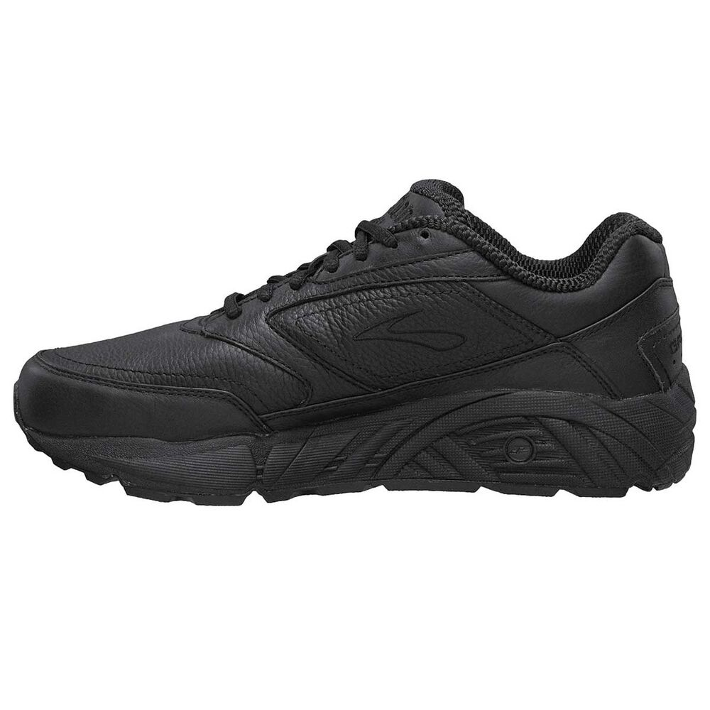 d60e2b6a711 Brooks Addiction Walker 2E Mens Walking Shoes Black US 14