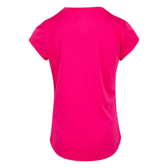 Nike Girls SS Graphic Tee, Purple, rebel_hi-res