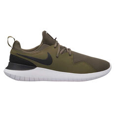Nike Tessen Mens Casual Shoes Khaki / Black US 7, Khaki / Black, rebel_hi-res