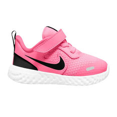 Nike Revolution 5 Toddlers Shoes Pink US 4, Pink, rebel_hi-res