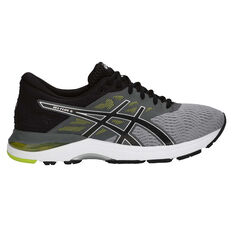 Asics Gel Flux 5 Mens Running Shoes Grey US 7, Grey, rebel_hi-res