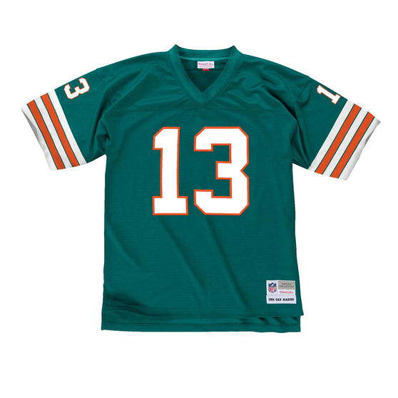 Miami Dolphins Dan Marino Mens Legacy Jersey, Green, rebel_hi-res
