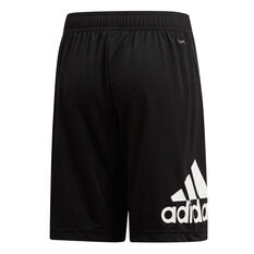 b8da119b2 adidas Boys Equip Knit Shorts Black   White 6