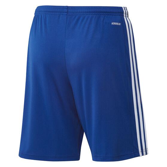 adidas Mens Squadra 21 Shorts, Blue, rebel_hi-res