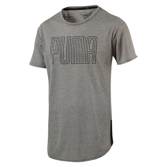 bde7e6977 Puma Mens Dri Release Novelty Graphic Tee, , rebel_hi-res