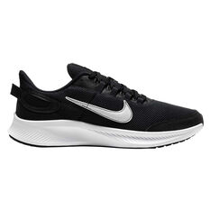 Nike Run All Day 2 Womens Running Shoes Black / White US 6, Black / White, rebel_hi-res