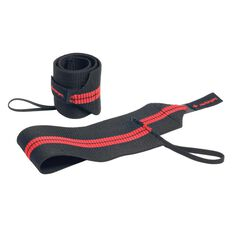 Harbinger Line Wrist Wraps Red, Red, rebel_hi-res
