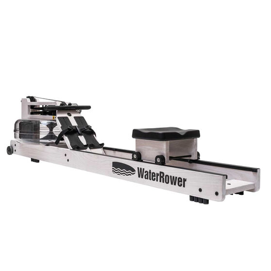WaterRower Dual Rail Blanc Rowing Machine, , rebel_hi-res