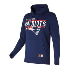 New England Patriots Flex Team Hoodie Navy S, Navy, rebel_hi-res