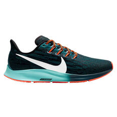 Nike Air Zoom Pegasus 36 Hakone Womens Running Shoes Black / White US 6, Black / White, rebel_hi-res