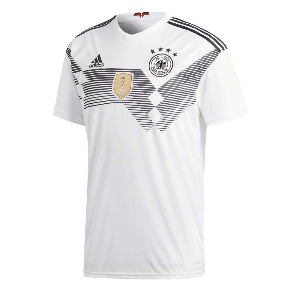 Germany 2018 Mens Home Football Jersey S  314596eba