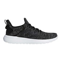 adidas Lite Racer BYD Mens Casual Shoes Black / White US 7, Black / White, rebel_hi-res