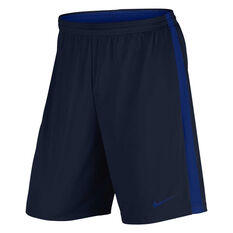 Nike FC Mens Dry Academy Football Shorts Navy S, Navy, rebel_hi-res