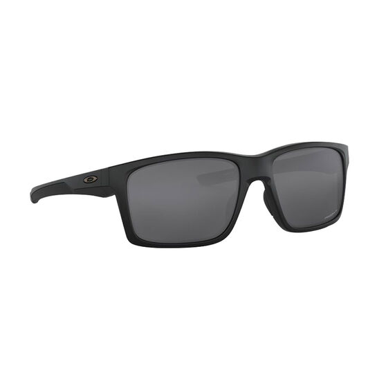 OAKLEY Main link XL Sunglasses - Matte Black with PRIZM Black Polarized, , rebel_hi-res