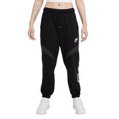Nike Air Womens Jogger Pants Black XS, Black, rebel_hi-res