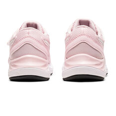 Asics Pre Excite 8 Kids Running Shoes, Pink/White, rebel_hi-res