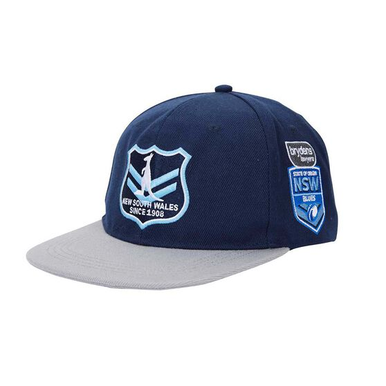 NSW State of Origin Snapback Cap, , rebel_hi-res