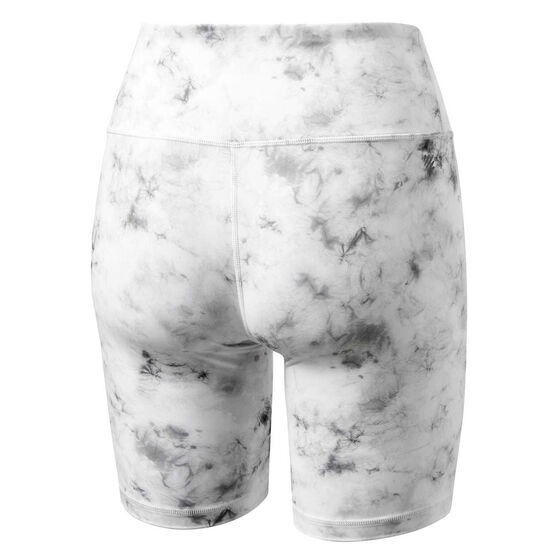Ell & Voo Womens India 7in Shorts, White, rebel_hi-res