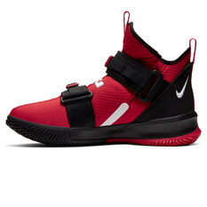 Nike LeBron Soldier XIII SFG Mens Basketball Shoes Red / White US 7, Red / White, rebel_hi-res