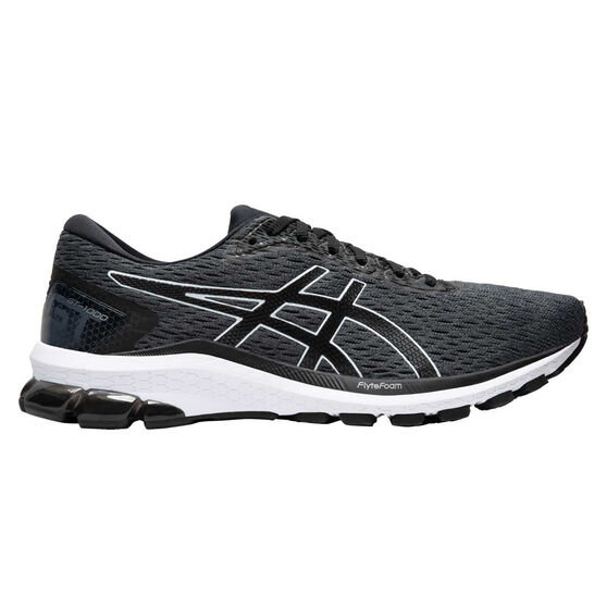 Asics GT 1000 9 Mens Running Shoes, Grey / Black, rebel_hi-res