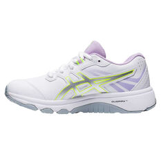 Asics GT 1000 SL Kids Training Shoes, White, rebel_hi-res