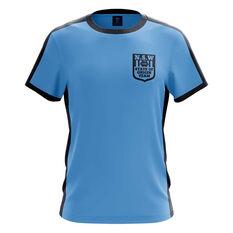 NSW Blues State of Origin 2019 Mens Heritage Tee Blue S, Blue, rebel_hi-res