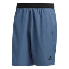 adidas Mens 4KRFT Sport Woven Shorts, Navy, rebel_hi-res