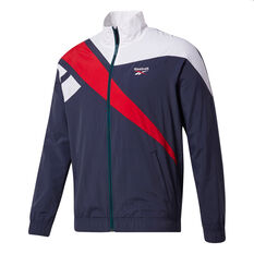 Reebok Mens Classic Vector Jacket, Navy, rebel_hi-res
