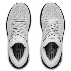 Under Armour HOVR Machina Womens Running Shoes, White, rebel_hi-res