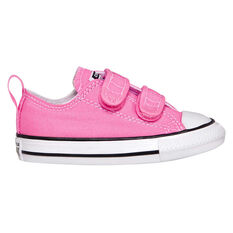 Converse Chuck Taylor All Star 2V Toddlers Shoes Pink US 4, Pink, rebel_hi-res