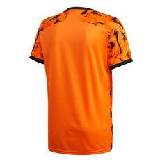 Juventus FC 2020/21 Mens 3rd Jersey Orange S, Orange, rebel_hi-res